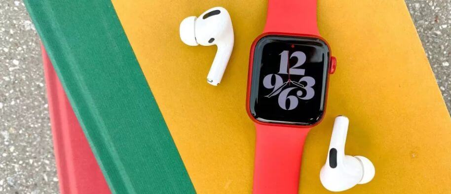 Review Apple Watch Series 6